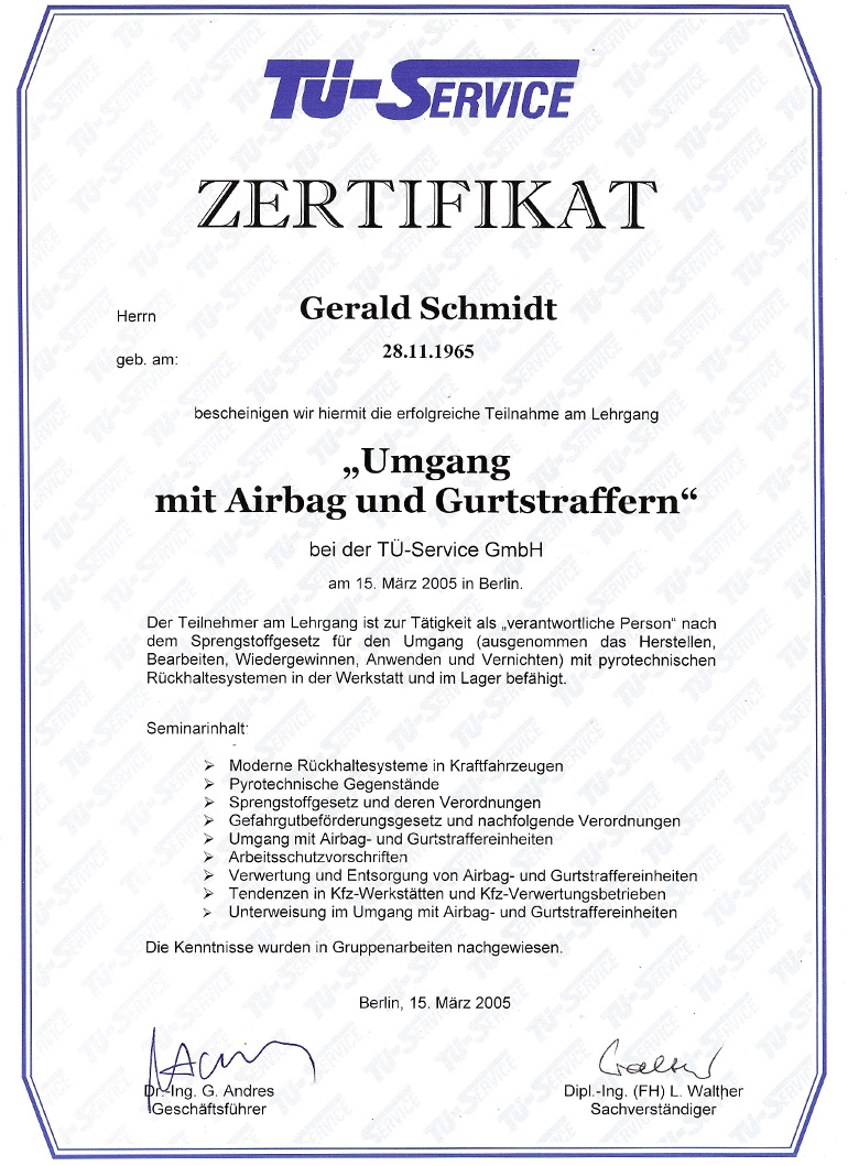 Tue-Service-Zertifikat-Airbag_770