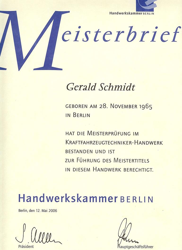 Meisterbrief_Kraftfahrzeugmechaniker_770